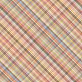 Kulör diagonal kvadrerad sömlös modell royaltyfri illustrationer