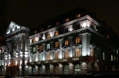 kulör facade Royaltyfri Bild