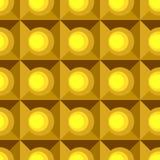 Kulör geometrisk sömlös modell för abstrakt begrepp Arkivfoto