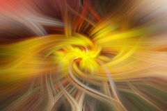 kulör mång- swirl för bakgrund Royaltyfri Fotografi