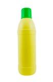 kulör plast- för flaskor Royaltyfria Bilder