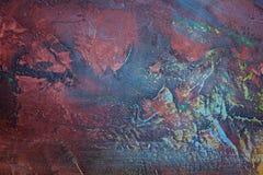 kulör textur för abstrakt begrepp Royaltyfri Bild