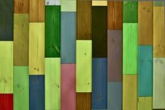 Kulör träbakgrundstextur, verkligt foto Arkivbilder