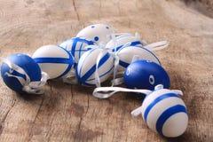 Kulöra ägg för påsk Royaltyfria Foton
