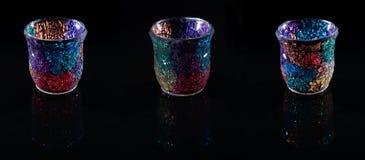 Kulöra exponeringsglas Royaltyfri Bild