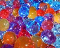 Kulöra gelatinbollar Royaltyfria Foton