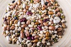 Kulöra grönsaker för soppa Royaltyfri Bild