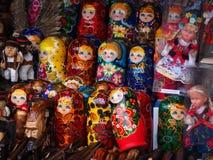 Kulöra leksaker för barn Royaltyfri Fotografi
