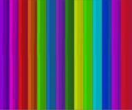 kulöra linjer regnbåge för bakgrund Arkivfoto
