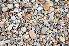 kulöra pebbles fotografering för bildbyråer