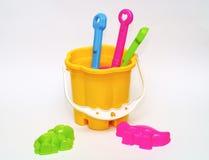 kulöra toys Royaltyfria Bilder