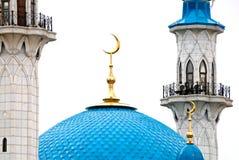 kul清真寺sharif 免版税库存照片
