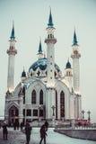 Kul谢里夫清真寺 免版税图库摄影