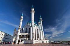 Kul谢里夫(Qolsherif、Kol谢里夫, Qol谢里夫, Qolsarif)清真寺 免版税库存图片