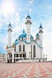 Kul Sharif清真寺-俄国 免版税图库摄影