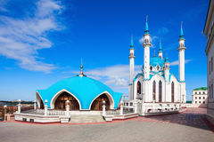 Kul Sharif清真寺 免版税库存图片