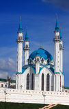 Kul Sharif - main Juma Mosque Tatarstan and Kazan Stock Photography