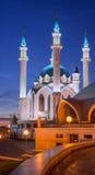 Kul Sharif Moschee Kasan-Stadt, Russland Stockfotos