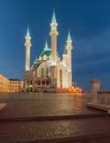 Kul Sharif Moschee Kasan-Stadt, Russland Stockbild