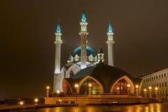 Kul Sharif moské royaltyfri foto