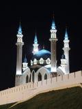 Kul Sharif moské i Kazan, Ryssland Royaltyfria Foton