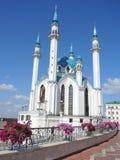 Kul Sharif moské i Kazan, Tatarstan, Ryssland Arkivbild