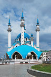 Kul Sharif mosque. Russia. City of Kazan. The Kul Sharif mosque Royalty Free Stock Image