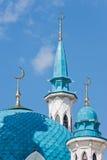 Kul Sharif mosque. In Kazan Kremlin - Russia stock images