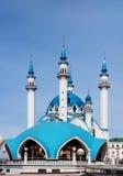 Kul Sharif Mosque - 2 Immagini Stock Libere da Diritti