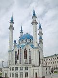 Kul Sharif Mosque de Kazan Kremlin photos libres de droits