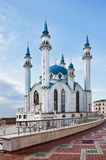 Kul sharif mosque in kazan Royalty Free Stock Images