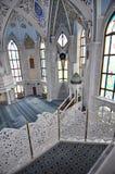 Kul Sharif Mosque in Kazan het Kremlin royalty-vrije stock foto's