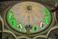 Kul Sharif Mosque in Kazan het Kremlin stock afbeelding