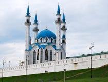Kul Sharif mosque in Kazan Kremlin, Kazan Royalty Free Stock Image