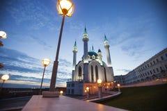 Kul Sharif Mosque in Kazan Kremlin, Royalty Free Stock Image