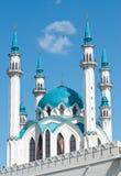 Kul Sharif mosque. In Kazan Kremlin - Russia royalty free stock photos
