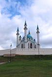 Kul-Sharif mosque in Kazan Kremlin Royalty Free Stock Photo
