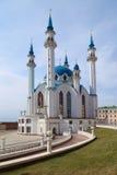 Kul Sharif Mosque in Kazan Kremlin. Tatarstan. Russia Royalty Free Stock Photo
