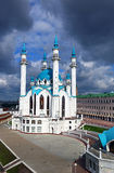 Kul-Sharif mosque in Kazan Kremlin Royalty Free Stock Images