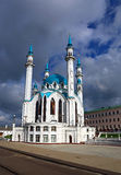 Kul-Sharif mosque in Kazan Kremlin Royalty Free Stock Photo