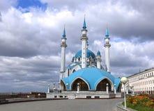 Kul-Sharif mosque in Kazan Kremlin Stock Photo