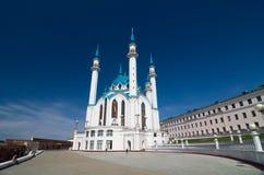 Kul Sharif Mosque in Kazan Kremlin. UNESCO World Heritage Site. Stock Photos