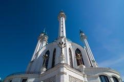 Kul Sharif Mosque in Kazan Kremlin. UNESCO World Heritage Site. Stock Image