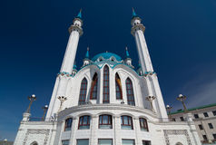 Kul Sharif Mosque in Kazan Kremlin. UNESCO World Heritage Site. Royalty Free Stock Image