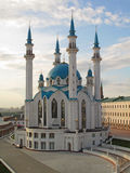 The Kul Sharif mosque, Kazan , Russia Royalty Free Stock Photo