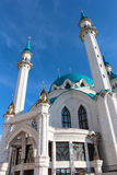 Kul Sharif mosque in Kazan. Russia. Fragment of Kul Sharif mosque in Kazan. Russia Stock Image