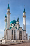The kul sharif mosque. Kazan Stock Photos
