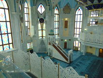 Kul Sharif Mosque Stock Image