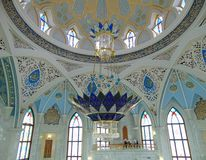 Kul Sharif Mosque Royalty Free Stock Photo