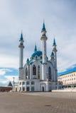 Kul-Sharif mosque in Kazan, Tatarstan, Russia Royalty Free Stock Photos